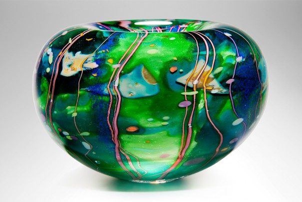 Arrival of Spring Medium Thick Bowl Image