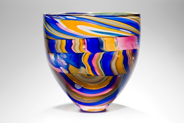 Highlight - Large Harlequin Bowl Image