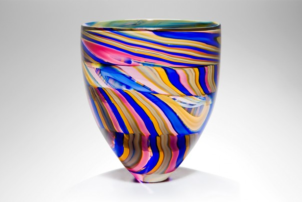 Highlight - One Off Harlequin Tall Bowl Image