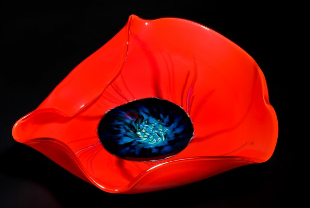 Medium Poppy Platter Image