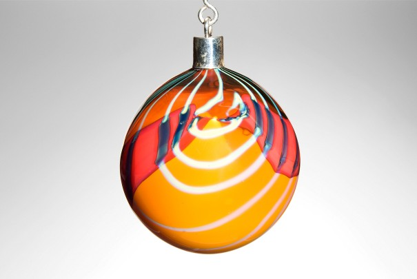 Yellow Paradiso Bauble Image