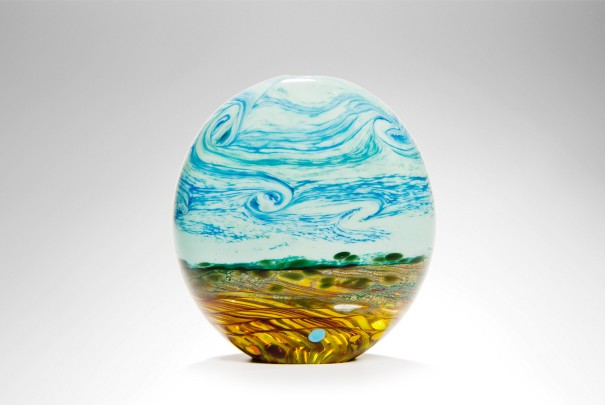 Wheatfield Miniature Stoneform - Limited Edition Image