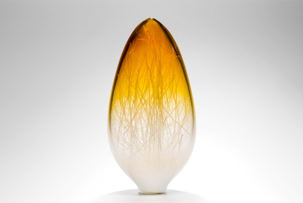 Lot 05 - Panicum in White and Amber, Enemark & Thompson Image