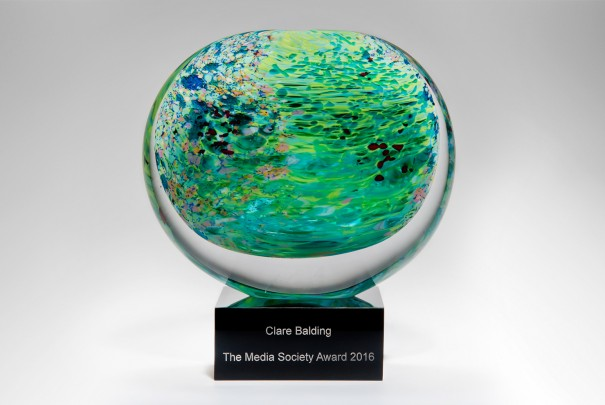 The Media Society Award Image