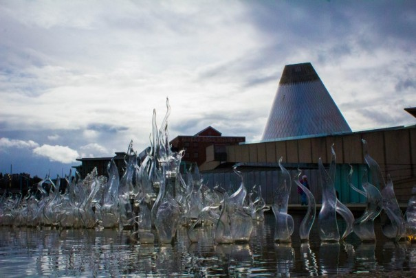 Peter Layton at the Museum of Glass Tacoma Image