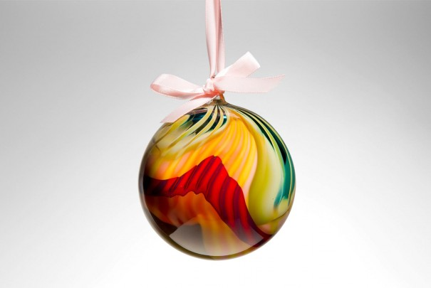 Green Paradiso  Bauble Image