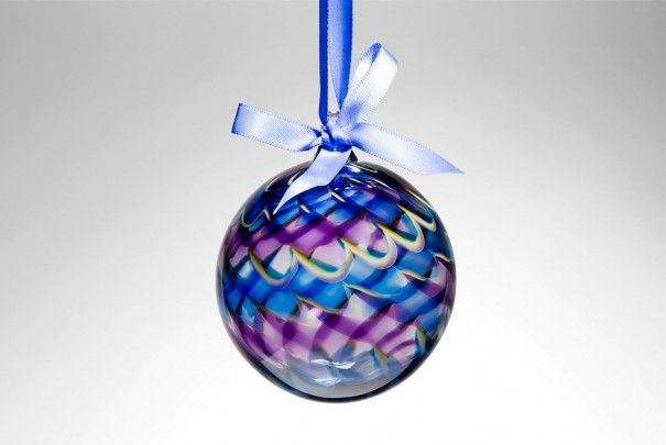 Lapis Lucky Dip  Bauble Image