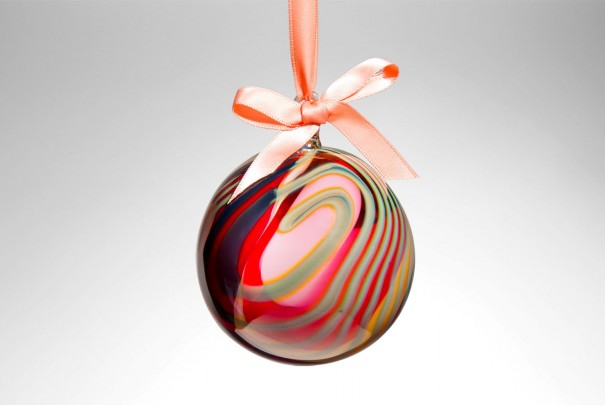 Pink Paradiso Bauble Image