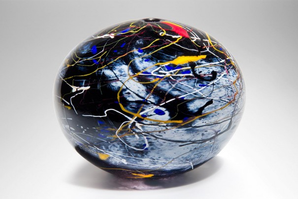 Pollock Medium Sphere Image