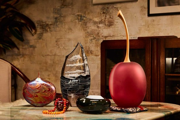 Glassblowing by Candlelight Image