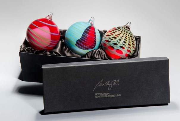 Three Kings Bauble Collection Image