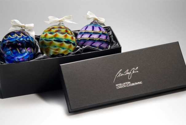 Lapis Lucky Dip Bauble Collection Image