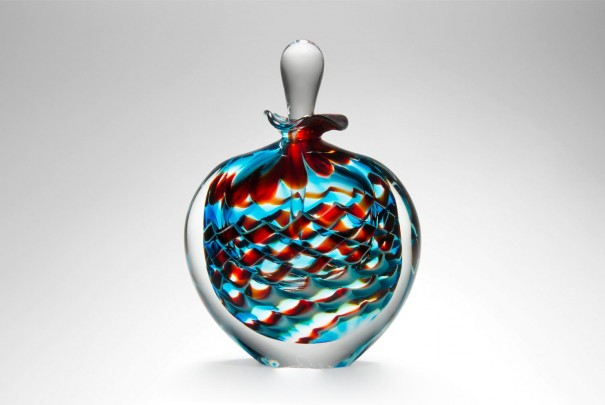 Lapis Stoneform Perfume Bottle Image