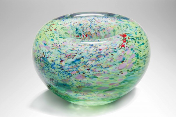 Large Monet Thick Bowl Image