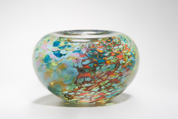 Medium Reef Roll Top Bowl Image