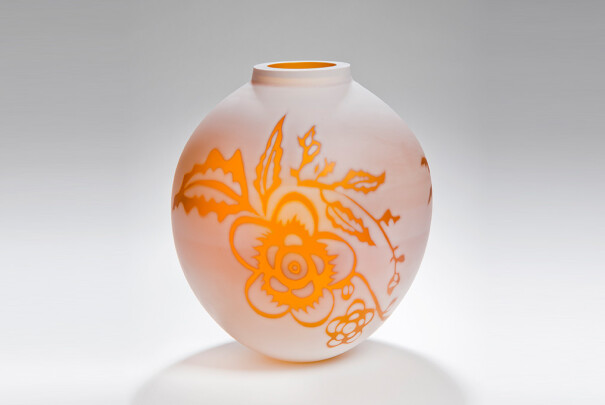 Large Gold Vessel, Cameo Series Image