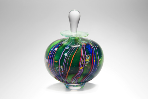 Arrival Of Spring Ovoid Perfume Bottle Image