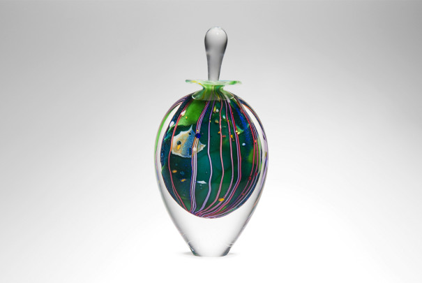 Arrival Of Spring Tall Perfume Bottle Image
