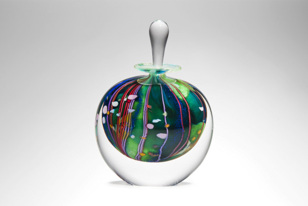 Arrival Of Spring Wide Perfume Bottle Image
