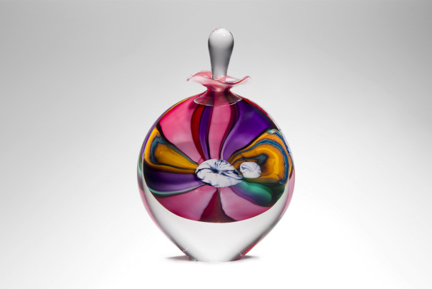 Piccolo Tall Perfume Bottle Image