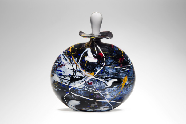 Pollock Wide Perfume Bottle Image