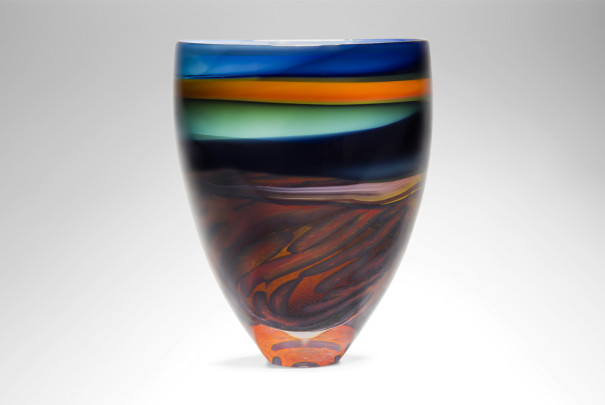 Medium Prairie Vase Image
