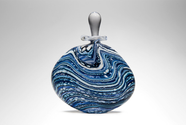 Glacier Wide Perfume Bottle Image
