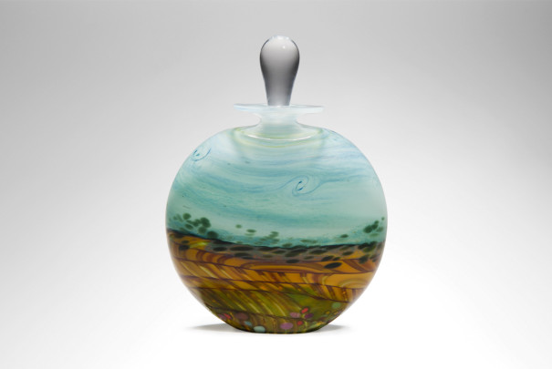 Wheatfield Wide Perfume Bottle Image