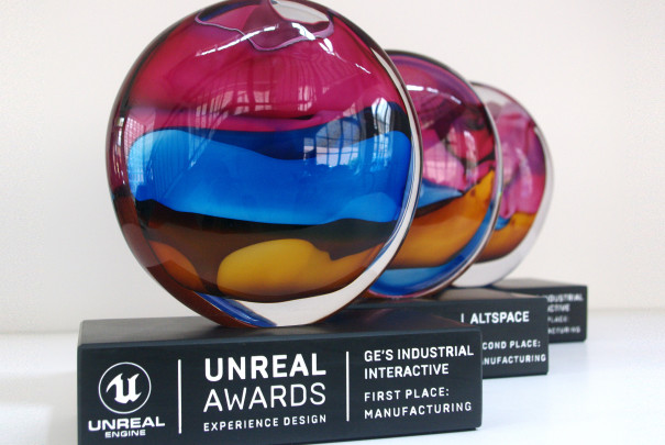 Paperdog Unreal Awards Image