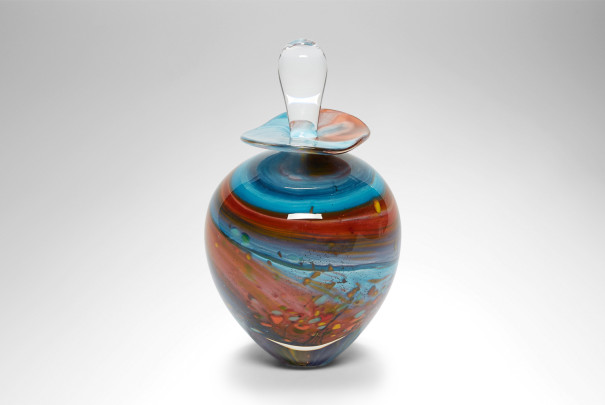 Beach Ovoid Perfume Bottle Image