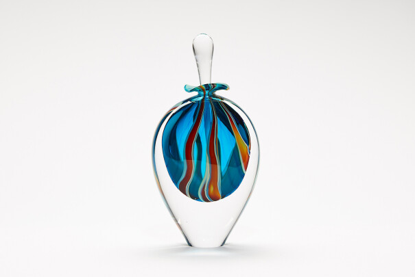 Cascade Tall Perfume Bottle Image