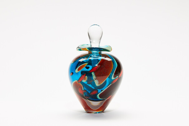 Perfume Bottle Lagoon Ovoid Image