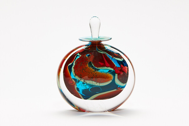 Lagoon Wide Perfume Bottle Image