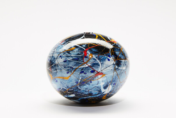 Medium Pollock Sphere Image