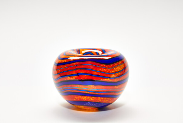 Small Marrakech Roll Top Bowl Image