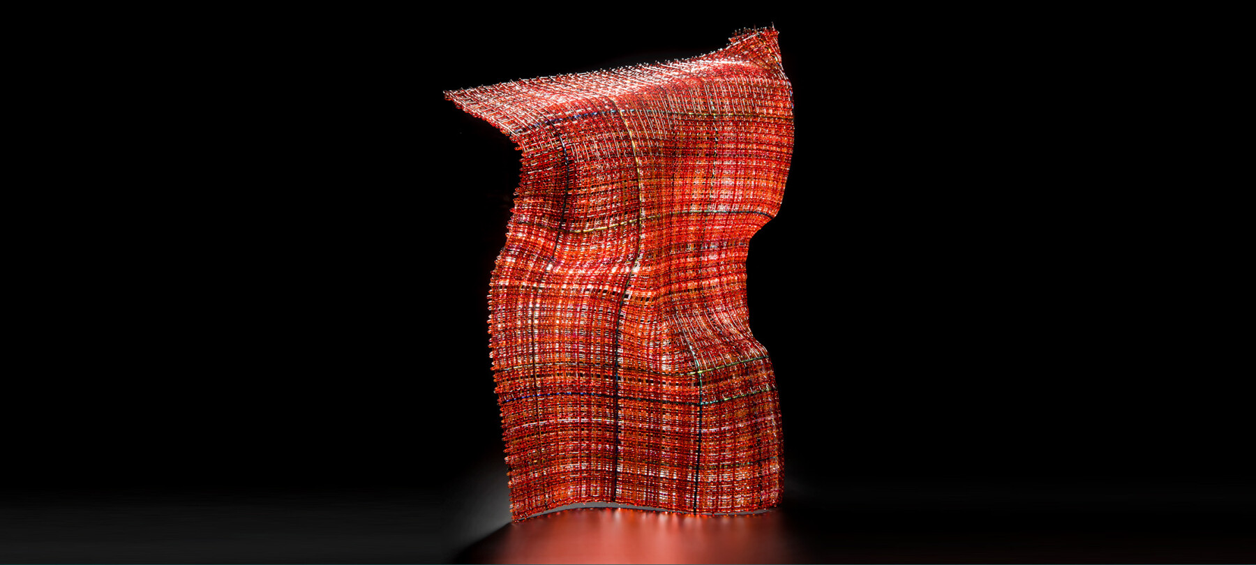 CSHG01 – Hidden Gestures (Red) – Cathryn Shilling (front)