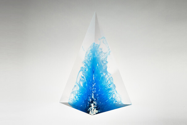 Light Blue Shard II Image