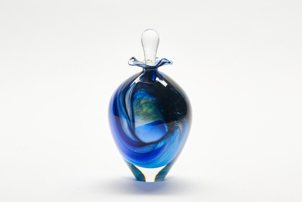 Georgia Ovoid Perfume Bottle Image