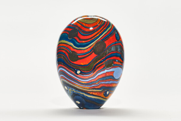 Lot 98 - Lustre Development Large Stoneform, Peter Layton, Reserve Price £550 Image