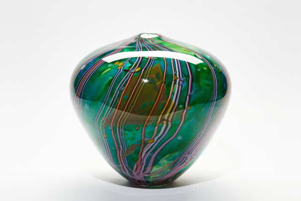 Lot 122 - Arrival of Spring One-off Ovoid, Peter Layton, Reserve Price £1,100 Image