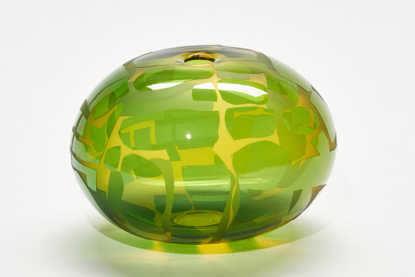 Swiddens – A study in Green over Gold Image