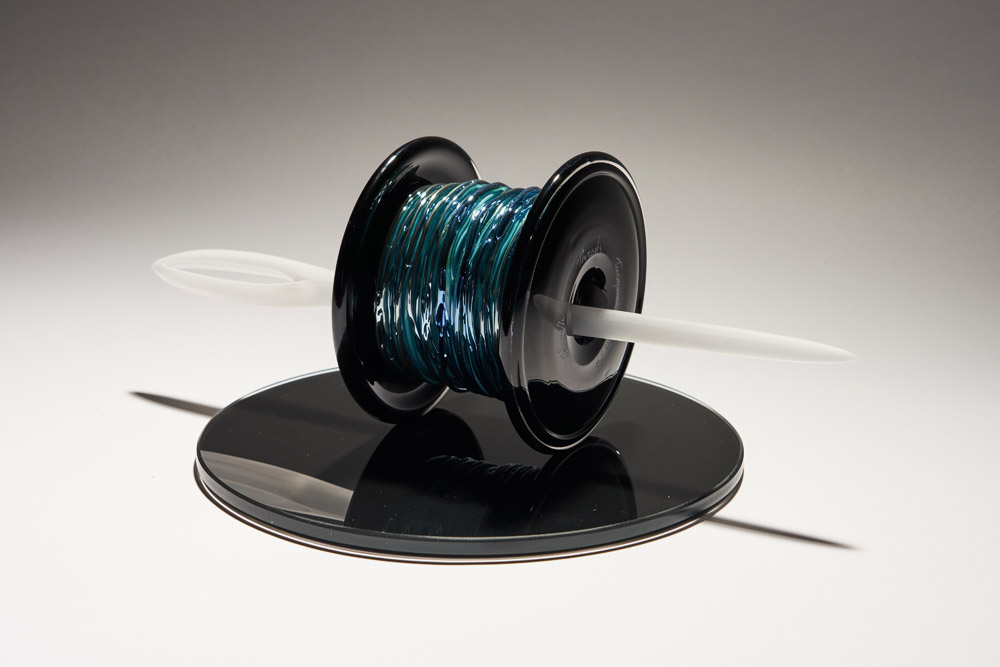 Threads, Turquoise 1 of 25, £1,200
